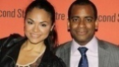 Broadway buddies Karen Olivo and Daniel Breaker wouldn&#39;t miss the chance to be part of a new play by the inimitable Lynn Nottage. 
