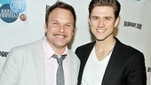 2011 Audience Choice Awards – Norbert Leo Butz – Aaron Tveit