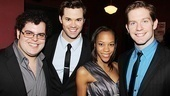 Drama Critics Circle Awards – Josh Gad – Andrew Rannells – Nikki M. James – Rory O'Malley