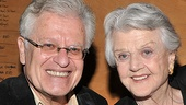 Jonathan Groff and Angela Lansbury at <i>Sister Act</i> - Jerry Zaks – Angela Lansbury