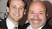 2011 Tony Awards Red Carpet  Casey Nicholaw - Josh Marquette 