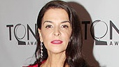 2011 Tony Awards Red Carpet  Annabella Sciorra 
