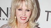 2011 Tony Awards Red Carpet  Joanne Lumley