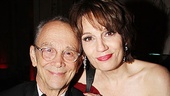 Baby It's You! nominee Beth Leavel gets behind Joel Grey, Tony nominated for his direction of The Normal Heart.