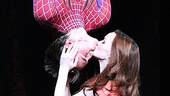 Spider-Man opening – Reeve Carney – Jennifer Damiano