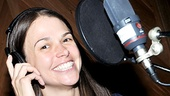&lt;i&gt;Anything Goes&lt;/i&gt; Cast Album Recording  Sutton Foster 