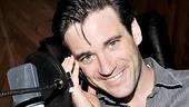 Leading man Colin Donnell charms audiences as Billy Crocker and channels Mariah Carey with his studio headset.