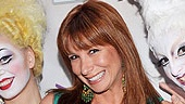 Zarkana opening night – Jill Zarin and Zarkana performers