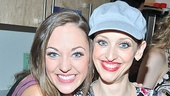 &lt;i&gt;Anything Goes&lt;/i&gt; 100th Show  Laura Osnes  Jessica Stone 