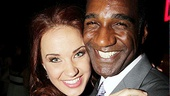 Master Class Opening Night  Sierra Boggess  Norm Lewis