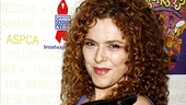 Broadway Barks 2011  Bernadette Peters