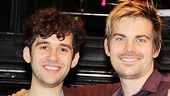 <i>Rent</I> Meet and Greet – Adam Chanler-Berat – Matt Shingledecker