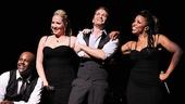 Matthew Morrison Beacon Theatre Concert – Matthew Morrison – Kiley Dean – Kamilah Marshall – Terron Brooks