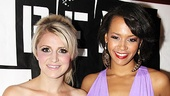 Opening night of &lt;i&gt;Rent&lt;/i&gt; - Annaleigh Ashford  Corbin Reid