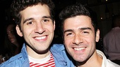 Opening night of <i>Rent</i> - Adam Chanler-Berat – Adam Kantor