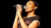 Sister Act's Patina Miller takes the crowd to heaven with her magnificent voice.