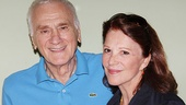 Tony winners Dick Latessa and Linda Lavin play spouses in Nicky Silver's The Lyons.