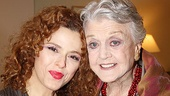 Angela Lansbury and More at &lt;i&gt;Follies&lt;/i&gt; - Bernadette Peters  Angela Lansbury 