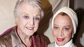 Angela Lansbury and More at &lt;i&gt;Follies&lt;/i&gt; - Angela Lansbury  Rosalind Elias 