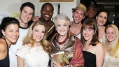 Angela Lansbury and More at &lt;i&gt;Follies&lt;/i&gt; - &lt;i&gt;Follies&lt;/i&gt; actors  Angela Lansbury 