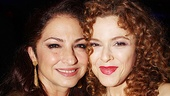 &lt;i&gt;Follies&lt;/i&gt; opening night  Gloria Estefan  Bernadette Peters