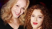 &lt;i&gt;Follies&lt;/i&gt; opening night  Jan Maxwell  Bernadette Peters