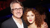 &lt;i&gt;Follies&lt;/i&gt; opening night  Eric Schaeffer  Bernadette Peters