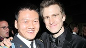 &lt;i&gt;8&lt;/i&gt; reading   Lt. Dan Choi  Gavin Creel