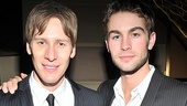 &lt;i&gt;8&lt;/i&gt; reading   Dustin Lance Black  Chace Crawford 