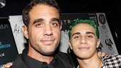 Tony nominee Bobby Cannavale, who's prepping to star on TV's Nurse Jackie and the Broadway revival of Funny Girl, is accompanied by his handsome son, Jake.