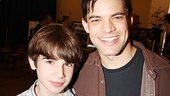 i>Bonnie & Clyde</i> meet and greet – tktkt – Jeremy Jordan