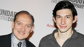 &lt;i&gt;Man and Boy&lt;/i&gt; opening  Zach Grenier  Adam Driver 