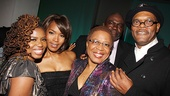 Mountaintop opens - Katori Hall- Angela Bassett- parents - Samuel L. Jackson