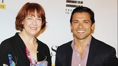 Harriet Harris and Mark Consuelos will be among the first of many rotating casts of Standing on Ceremony. RSVP for The Gay Marriage Plays beginning November 7.