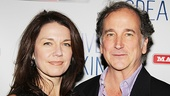 <i>Relatively Speaking</i> Opening Night – Christa Justus – Mark Linn-Baker