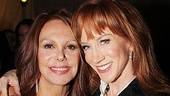 <i>Relatively Speaking</i> Opening Night -  Marlo Thomas – Kathy Griffin