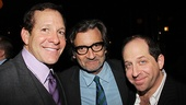 &lt;i&gt;Relatively Speaking&lt;/i&gt; Opening Night -  Steve Guttenberg  Griffin Dunne  Jason Kravits