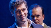 Jeremy Davidson, Jefferson Mays and Michael Aronov in Blood and Gifts.