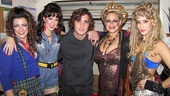 Diego Boneta at <i>Rock of Ages</i> - TTKTK