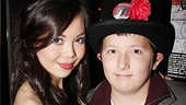 Anna Marie Perez de Tagle and the youngest Jonas brother, Frankie, shared the small screen in Disney's Camp Rock 2: The Final Jam.