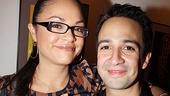 Tony winner Karen Olivo thinks pal Lin-Manuel Miranda definitely brought it!