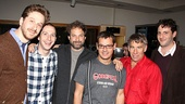 Godspell recording - Daniel Goldstein - Charlie Alterman - Kurt Deutsch - Michael Holland - Stephen Schwartz - Noah Cornman