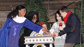 &lt;i&gt;Sister Act&lt;/I&gt; at Macys  Patina Miller  Whoopi Goldberg 