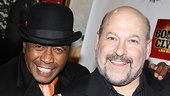 &lt;i&gt;Bonnie &amp; Clyde&lt;/i&gt; opening night  Ben Vereen  Frank Wildhorn 
