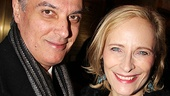 <i>Bonnie & Clyde</i> opening night – Robert Cuccioli – Laila Robbins