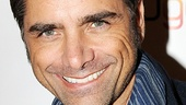 Broadway alum John Stamos lends his megawatt smile to this glamorous evening.