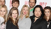 Carrie - Meet and Greet - cast and creative