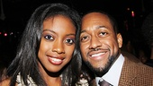 &lt;i&gt;Stick Fly&lt;/i&gt; Opening Night  Condola Rashad  Jaleel White 