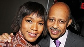 &lt;i&gt;Stick Fly&lt;/i&gt; Opening Night  Angela Bassett  Ruben Santiago-Hudson 