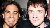 Apolo Anton Ohno Backstage at Spider-man - Apolo Anton Ohno – Matthew James Thomas